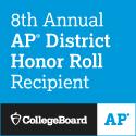 8th Annual AP Honor Roll