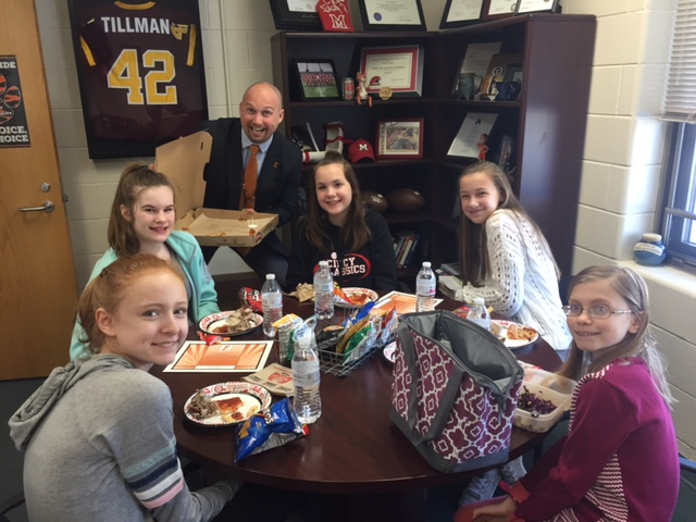 LMS Principal's Lunch