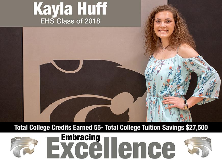 Kayla Huff