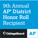 9th AP Honor Roll Recipient Logo