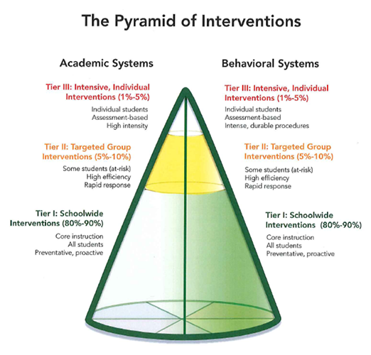 Pyramid of Interventions