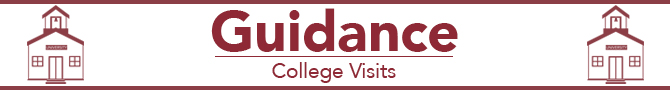 Guidance College Visits