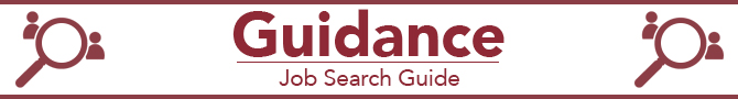 Guidance Job Search Guide