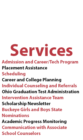 Guidance Services Banner