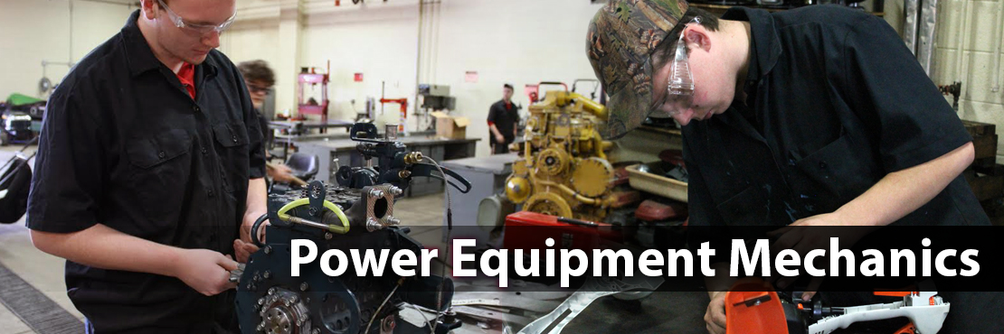 Power Equipment Mechanics