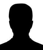 Placeholder for Male Headshot