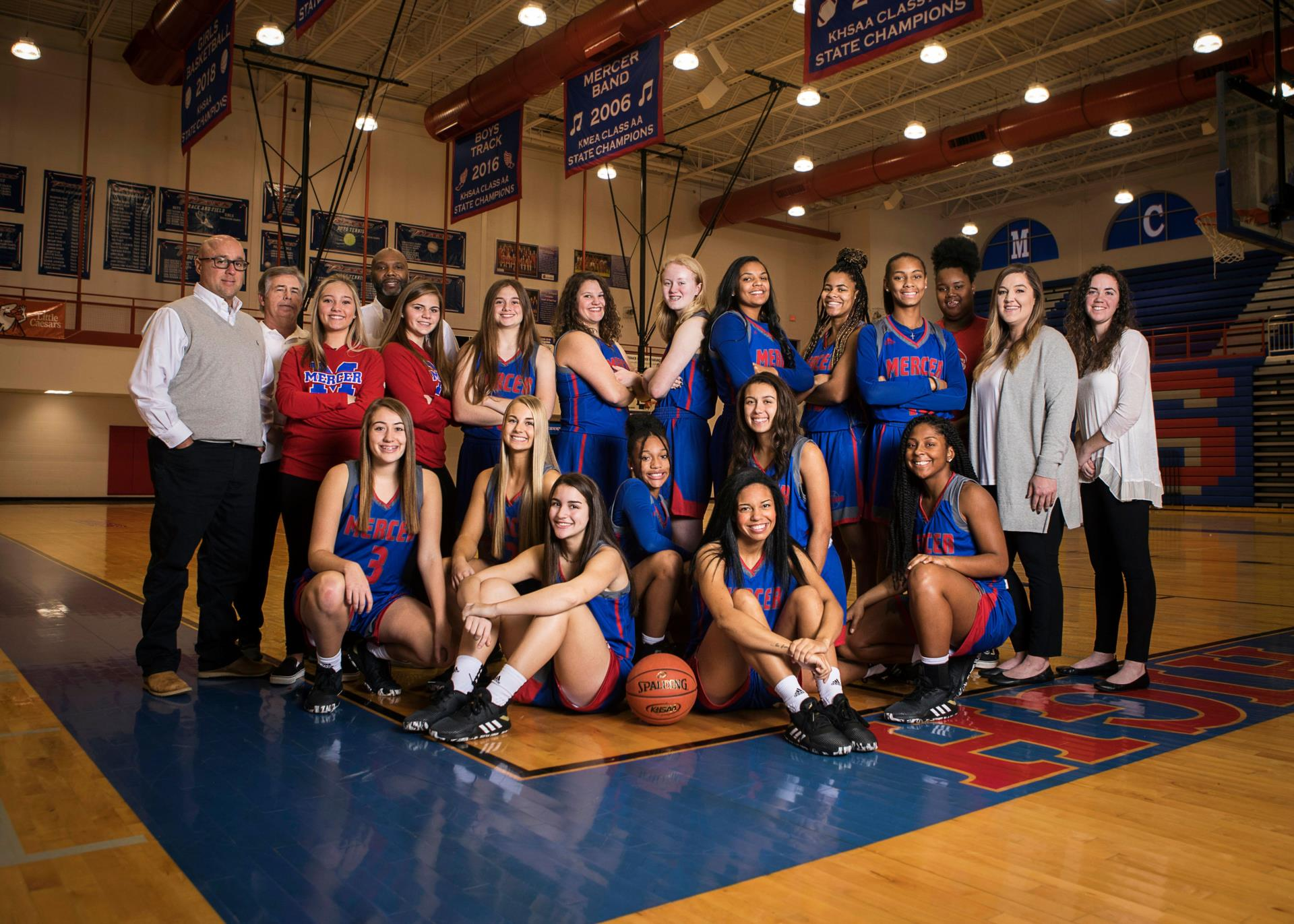 2019-2020 Lady Titan Basketball