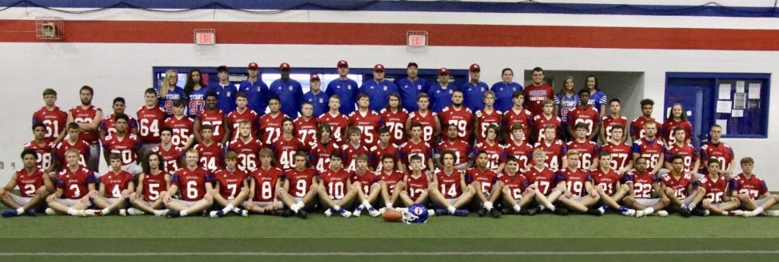 2018 Titans Football Team