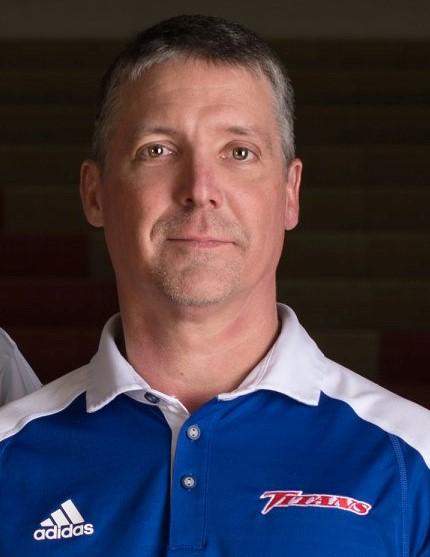 Coach Eric Miller