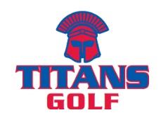Titans Golf Logo