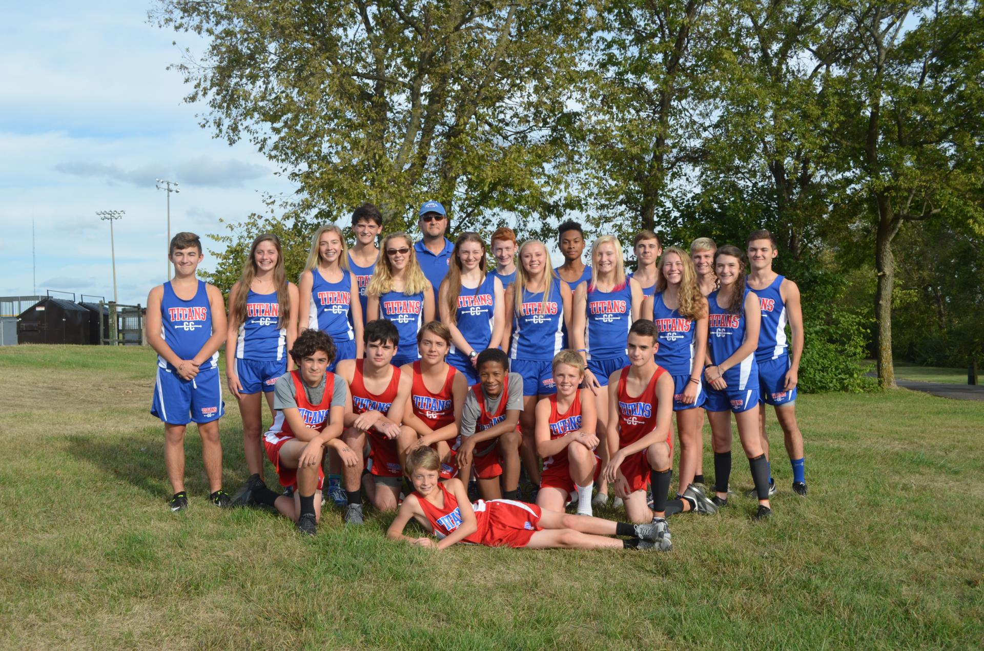 2019-20 Cross Country Team