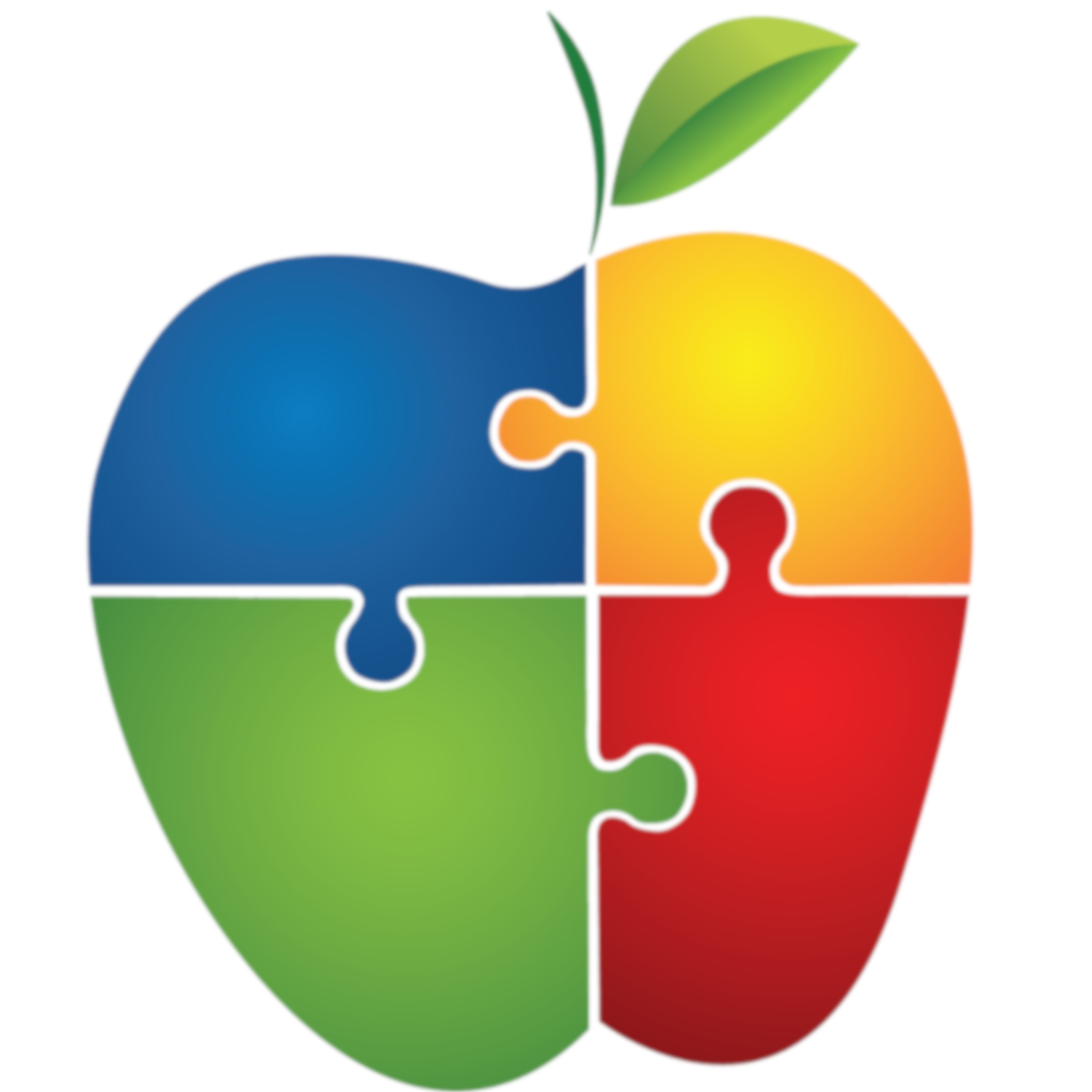Connecting for Excellence Apple Logo