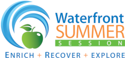 Waterfront Summer Session Logo