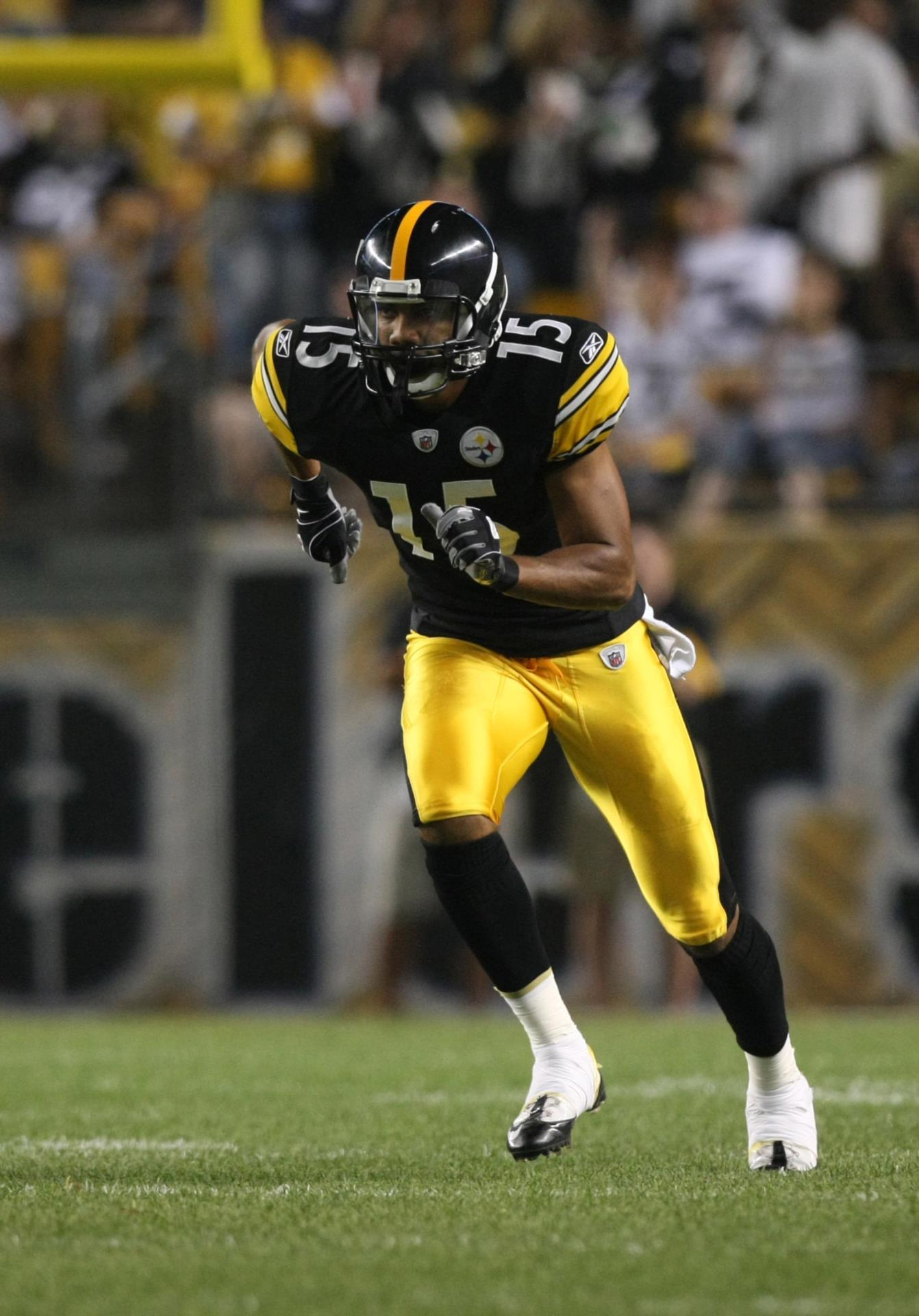 Wes Lyons Steelers #15