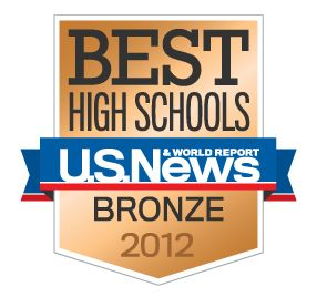 US News bronze badge best schools