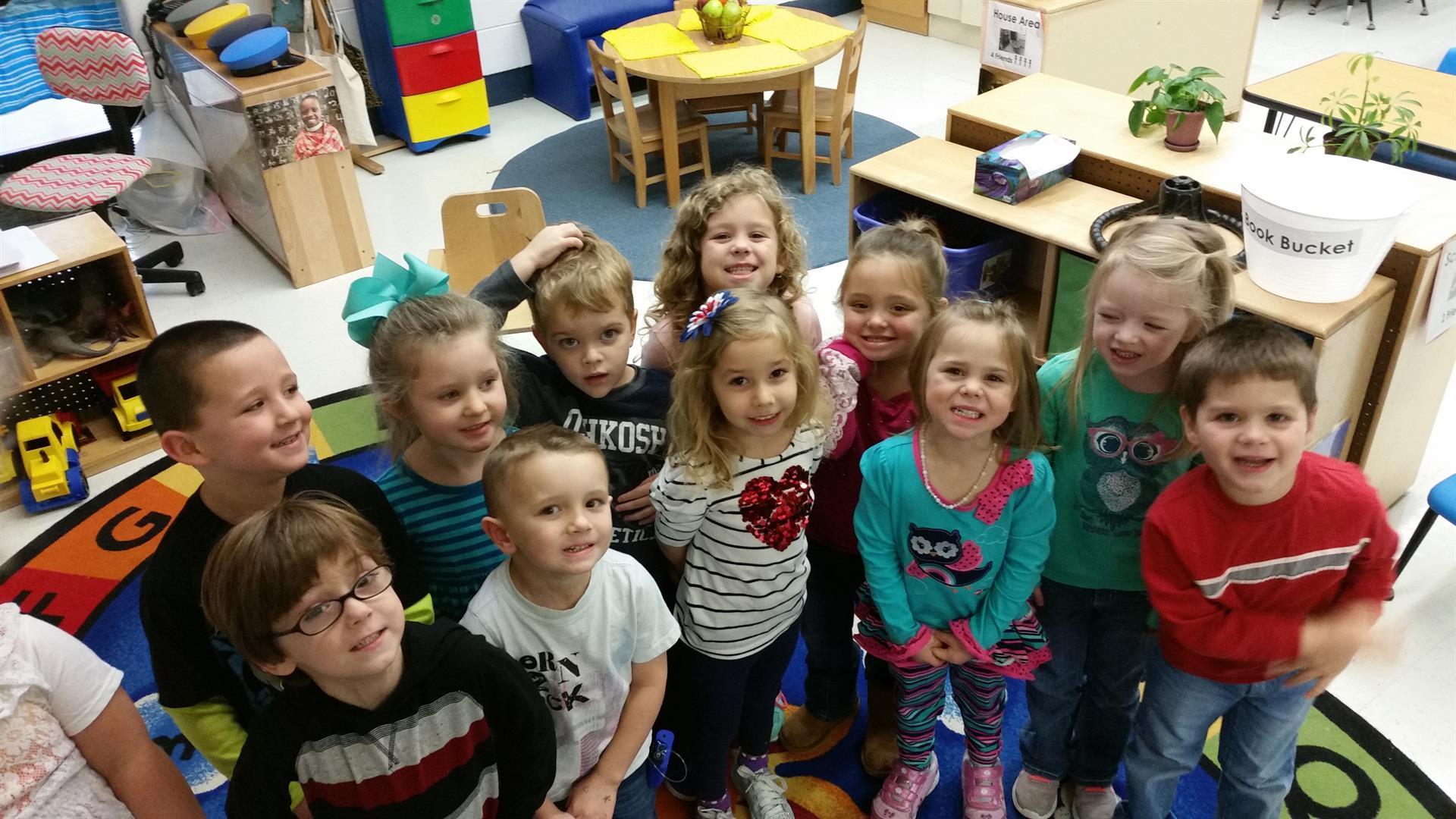 MCES Preschoolers