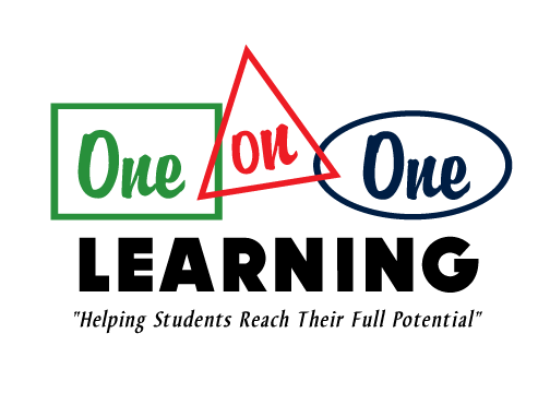 One on One Learning Logo