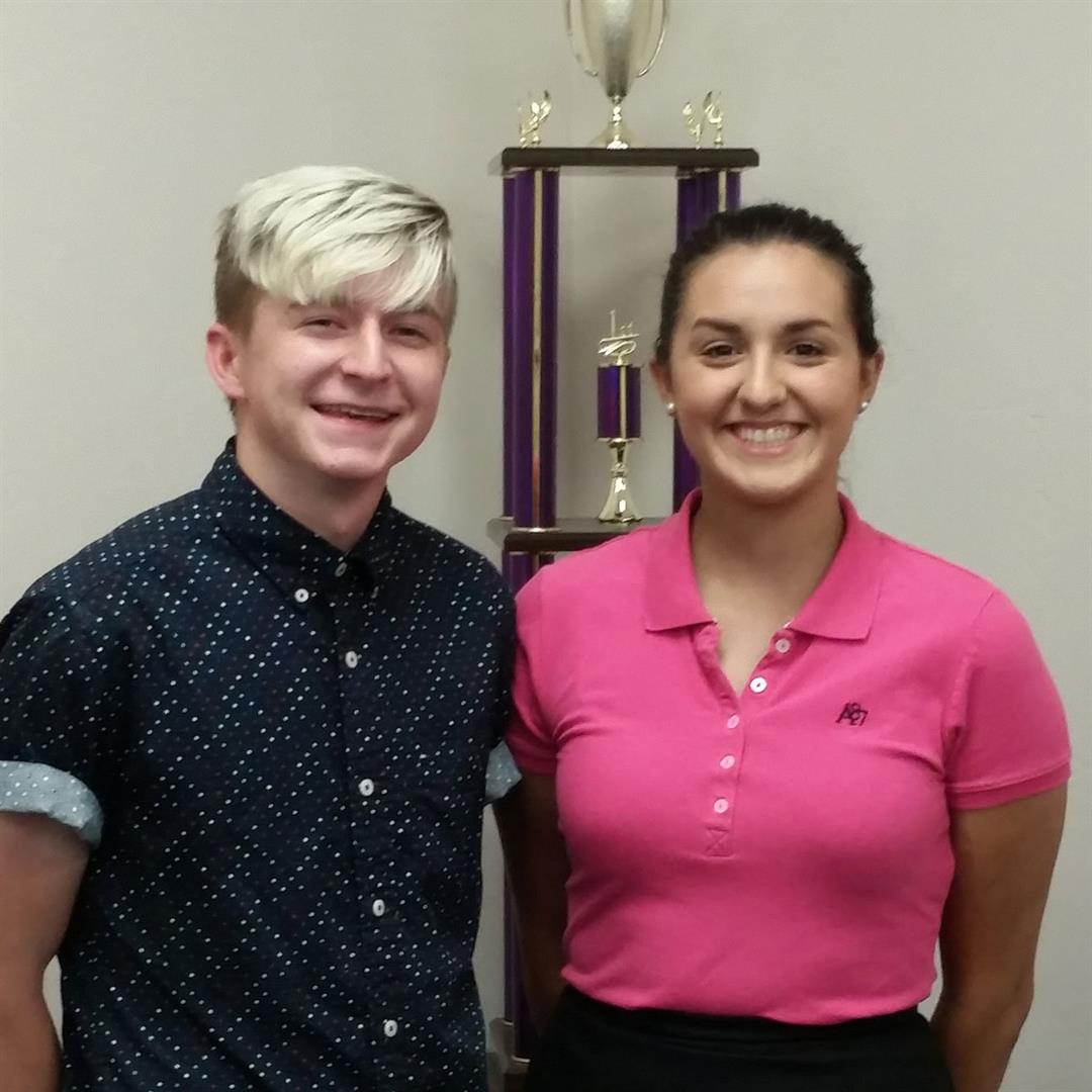 2016-17 Student Governing Board Members David Morden and Anisa Hermosillo .jpg