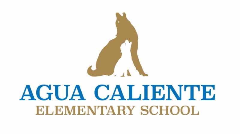 Agua Caliente Elementary School Logo