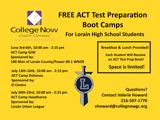College Now ACT Test Prep Thumbnail