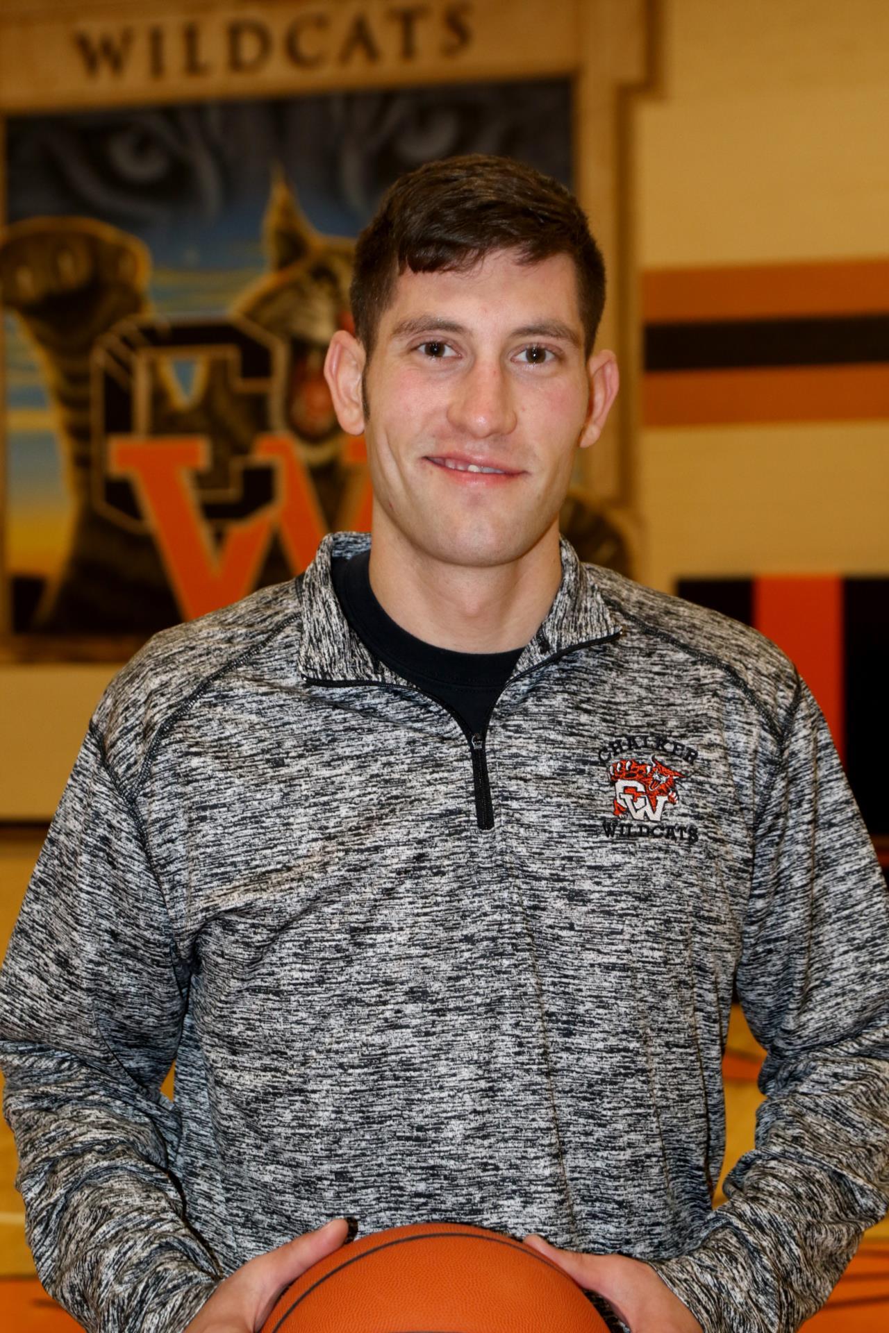 Coach Matt Yoder