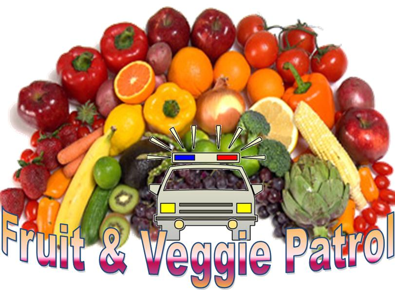 fruit and veggie patrol