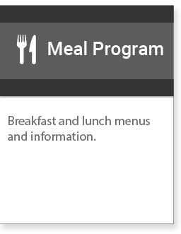 Breakfast and lunch menus and information