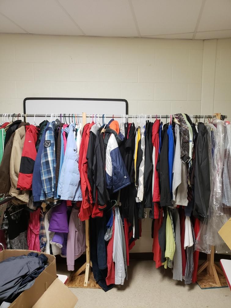 Coat Closet Image